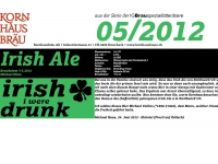 2012.05 Irish Ale