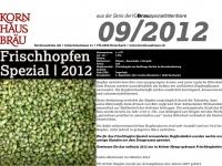 2012.09 Frischhopfen Spezial