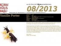 2013.08 Vanille Porter