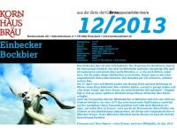 2013.12 Bockbier Einbeck