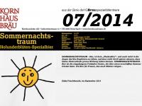 2014.07 Sommernachtstraum