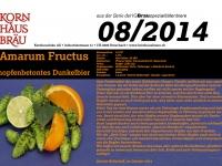 2014.08 Amarium Fructus