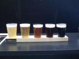 Biervielfalt am Stand der IGBrau