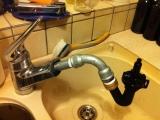 Reinigungsadapter für das Flaschen waschen